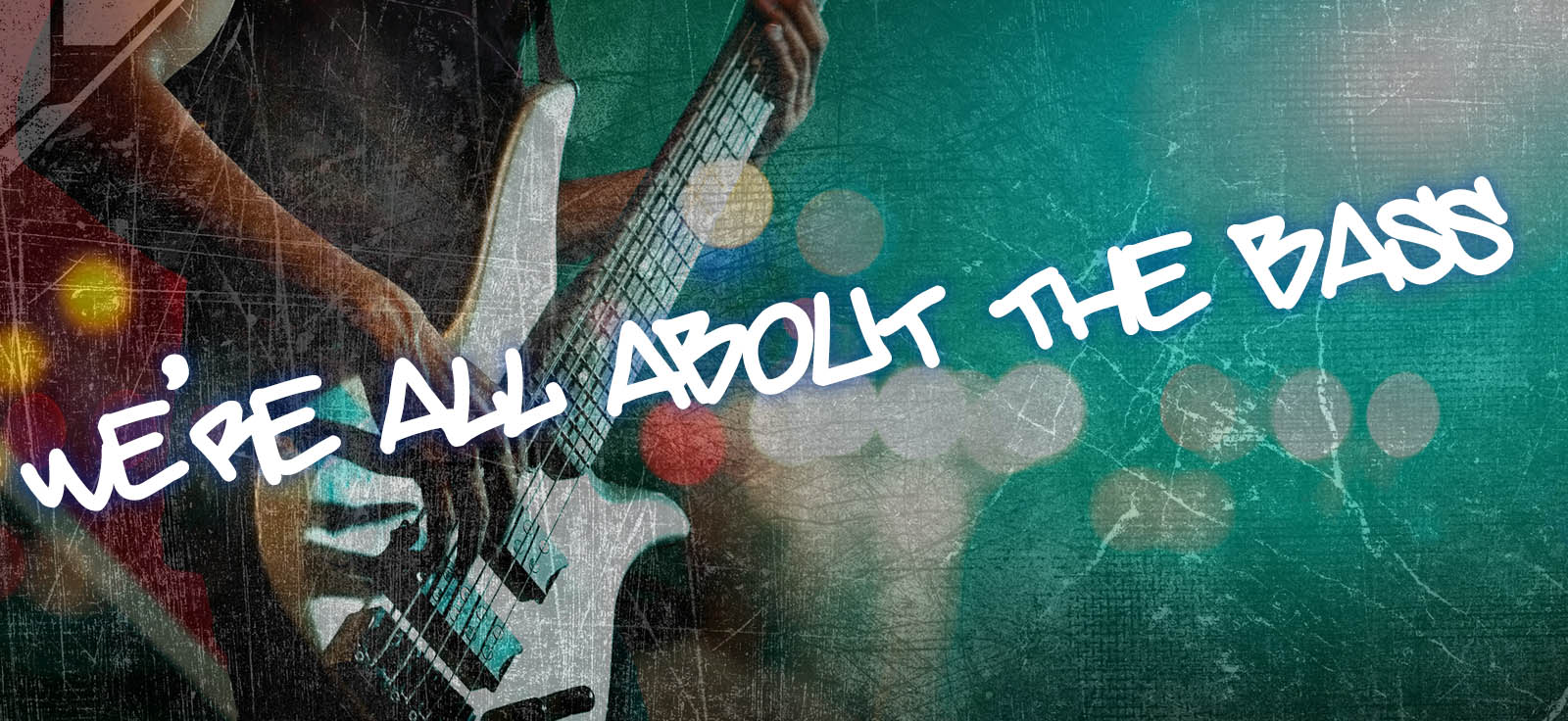 bass lessons header image
